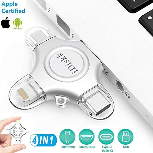 Certified Lightning Functional External Storage product image