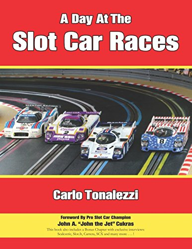 Slot 24 Media (A Day at the Slot Car Races: The Model Racing Book with Exclusive Photos & Interviews)
