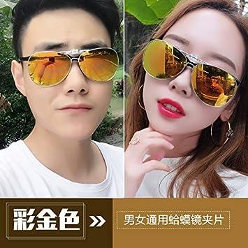 Gafas de sol con clip de pol, gafas de sol Yurt para mujeres ...