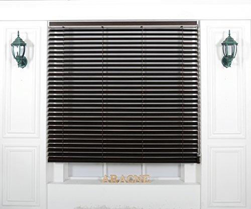 [Winsharp Wood Bamboo , bamboo_5009, W 29 x H 103 (Inch)] Horizontal Window Real Wood(Bamboo) Blinds & Treatments , Maximum 95 Inch Wide by 103 Inch Long ()