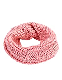 TONSEE Autumn Winter Boys Girls Scarf O Ring Neck Keep Warm Scarves