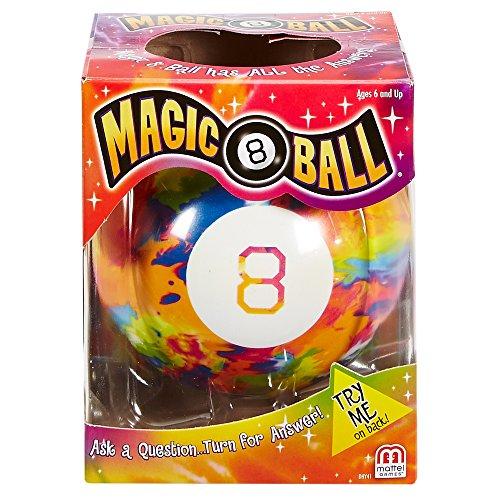 - Mattel Games Magic 8 Ball Game