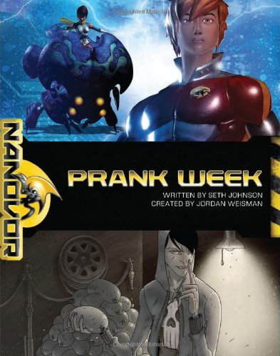 Download Nanovor: Prank Week pdf epub