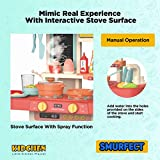 Smurfect - Kitchen Play Set with Accessories- Mini