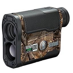 Bushnell Scout Dx 1000 Arc 6 X 21 Camo Laser Rangefinder