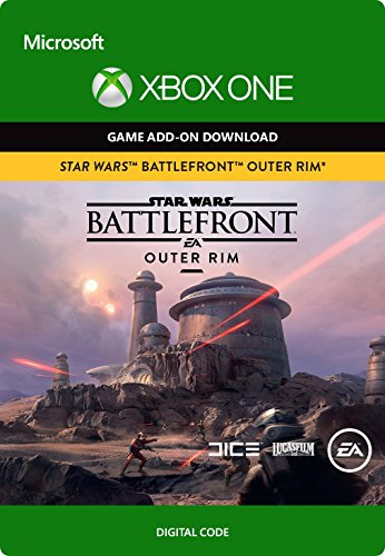 Star Wars Battlefront Outer Rim - Xbox One Digital Code by Electronic Arts