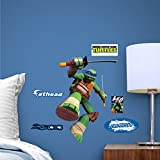 Fathead Teenage Mutant Ninja Turtles Leonardo Fathead Teammate Wall Decor