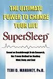 SuperSleep, Teri D. Mahaney and Teri Mahaney, 0806523360