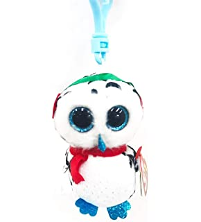 Amazon.com: TY Beanie Boo Plush – Sammy el búho Clip 3 ...