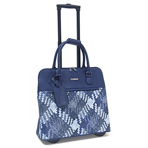 cabrelli-mindy-mingle-15-inch-laptop-bag-on-wheels-briefcase-navy-blue
