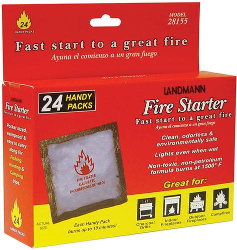 Landmann Fire Starter 24 Handy Pack (2 Pack) by Landmann product (Image #2)
