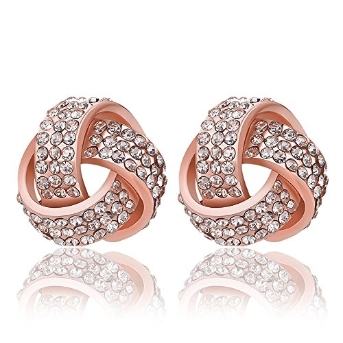Rose Gold Knot - 9