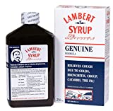Lambert Syrup - Natural Cough Syrup 250mL - Relief for Dry and Wet