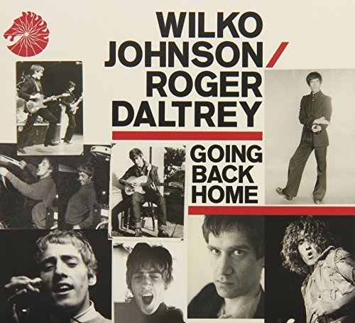 Going Back Home by WILKO / DALTREY,ROGER JOHNSON (2013-05-04)