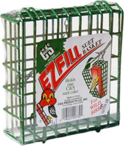 Suet Treat - C&S EZ Fill Suet Basket