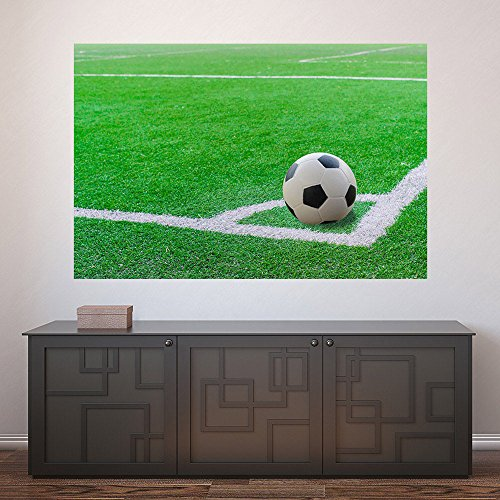 Painel Adesivo de Parede - Futebol - 268pnm