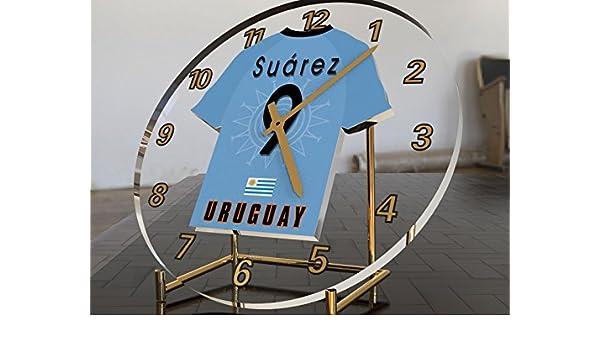 América del Sur - COPA América - FIFA INTERNATIONAL equipos de Fútbol - Camiseta de fútbol relojes de escritorio - cualquier nombre, cualquier número, ...