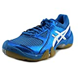 ASICS Women's Gel Dominion Volley Ball Shoe,Diva Blue/White/Silver,8 M US