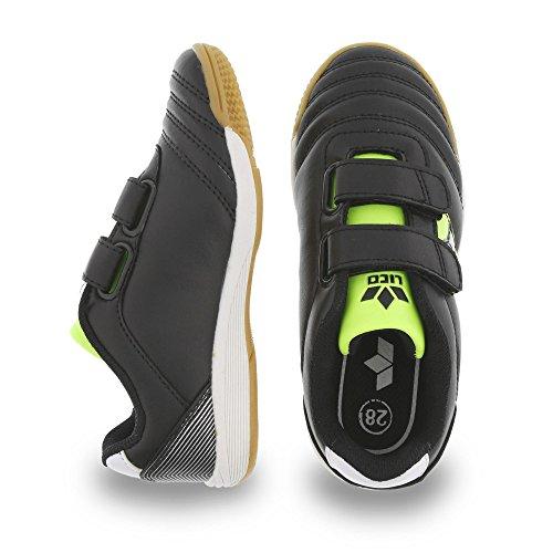 Lico Sneaker Schwarz-Lemon SCHWARZ/LEMON/WEISS