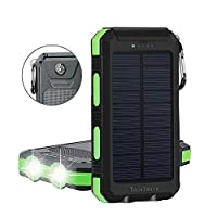 Taoxiwave Solar Charger?Solar Power Bank...
