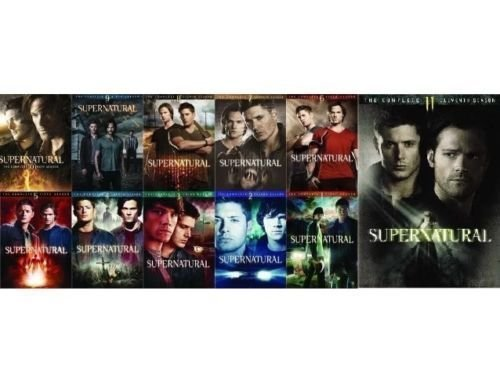 Supernatural: Complete Series 1-12 Now With Season 12