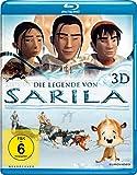 The Legend of Sarila (2013) (3D) [ Blu-Ray, Reg.A/B/C Import - Germany ]