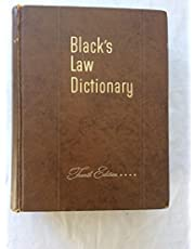 Black's Law Dictionary, 4th, Fourth Edition