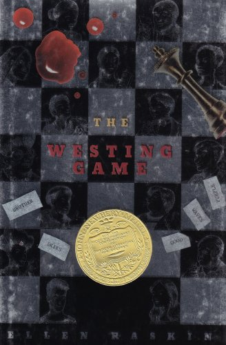 Westing Game: Anniversary Edition [Ellen Raskin] (Tapa Dura)