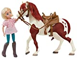 Spirit Riding Free - Abigail and Boomerang - Exclusive Soft to the Touch