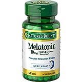 Nature's Bounty Melatonin 10 mg, 60 Capsules
