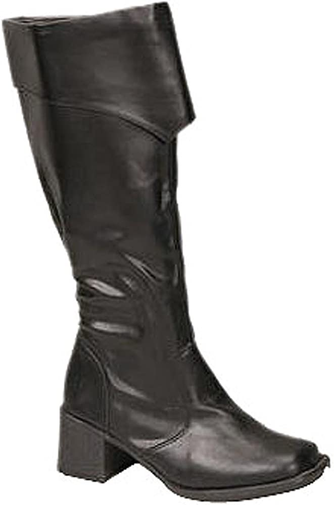 Pirate Costume Boots (Size