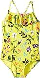 Oscar de la Renta Childrenswear Baby Girl's Springfield Ruffle Swimsuit (Toddler/Little Kids/Big Kids) Sunshine 3T