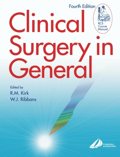 Clinical Surgery in General (Mrcs Study Guides)