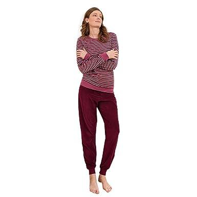 ff62a6eb3a Living Crafts Frottee-Schlafanzug: Amazon.de: Bekleidung