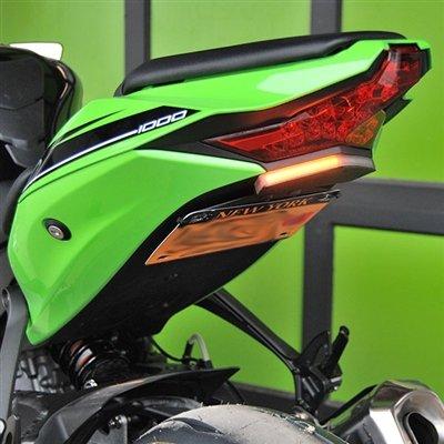 Amazoncom Kawasaki Zx10r Fender Eliminator Kit New Rage Cycles