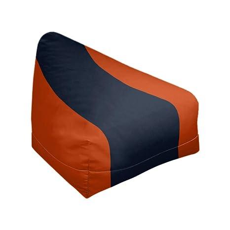 Wondrous Amazon Com Artverse Nfs Chicago Football Stripes Bean Bag Alphanode Cool Chair Designs And Ideas Alphanodeonline
