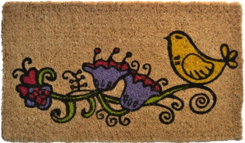 imports-decor-printed-coir-doormat-twitter-18-inch-by-30-inch