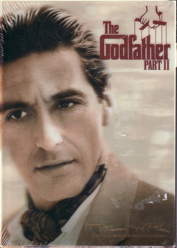 The Godfather Part II LIMITED EDITION Widescreen DVD With Lenticular Cover; Godfather Theme Ringtone; and Digitally Remastered 5.1 Surround Mix