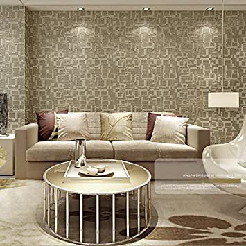 Uberlegen Ytmn Moderne 3D Tapete Art Deco Style Moderne Einfache Geometrische Tapete  Wandverkleidung, Vlies Art Wand
