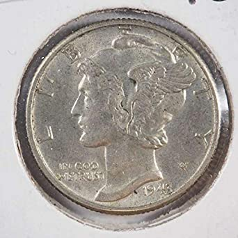 90/% Silver Roosevelt Dimes 10c $100 Face Value Bag Circulated 1000 Coins