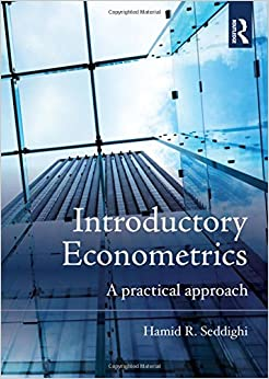 Book Introductory Econometrics: A Practical Approach