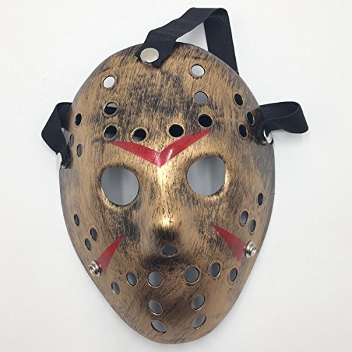 Halloween Costume Cosplay Horror Mask Full Face Party Favors (Sexy Jason Costumes)