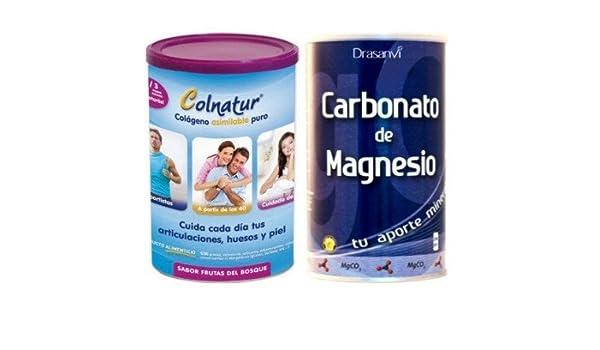 Colnatur - COLNATUR COLAGENO FB Y MAGNESIO CARBONATO - colageno-FB--magnesio: Amazon.es: Salud y cuidado personal