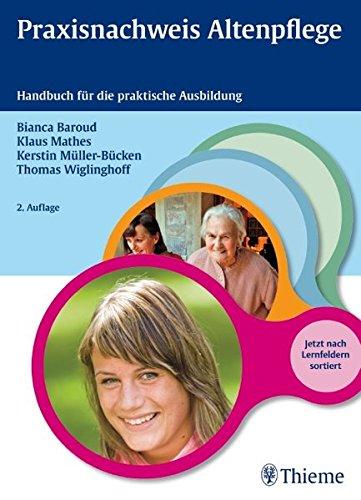 Praxisnachweis Altenpflege
