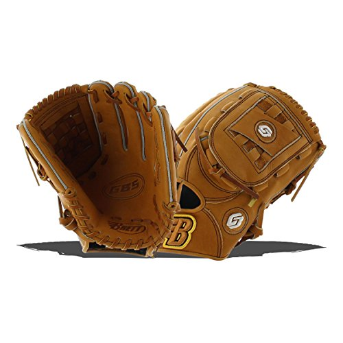 Brett Bros ML2-1200 Left Hand Thrower Supreme Series Softball Glove