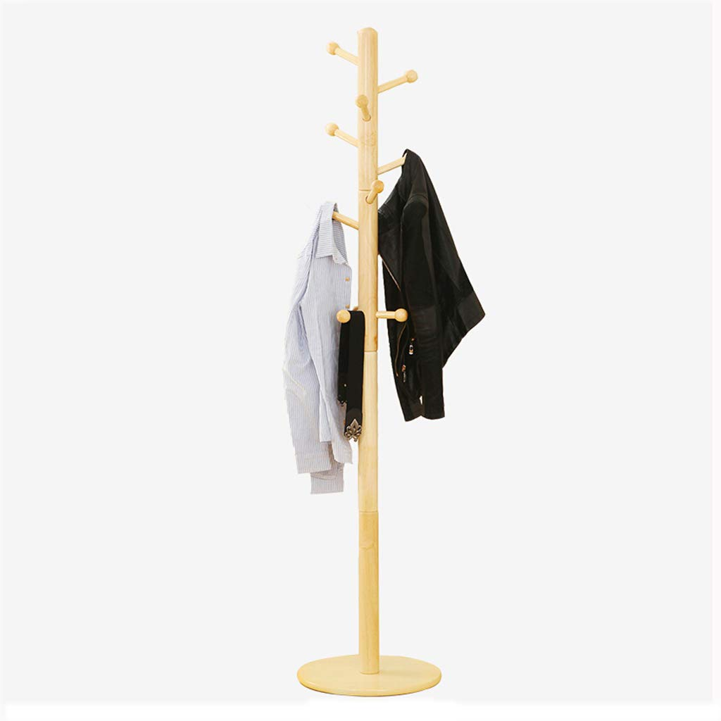 Standing Coat Racks Coat Stand Modern Hooks Tall Coat Stand and Hat Display Hall Tree Hanger for Home Office Hallway Waiting Room Living Room Bedroom -0223