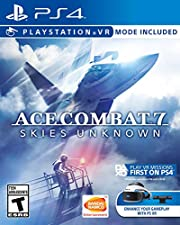Ace Combat 7, Skies Unknown - PS4