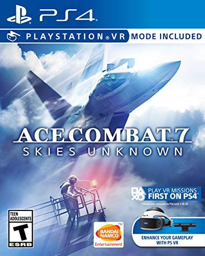 Ace Combat 7: Skies Unknown - PlayStation 4 from Bandai