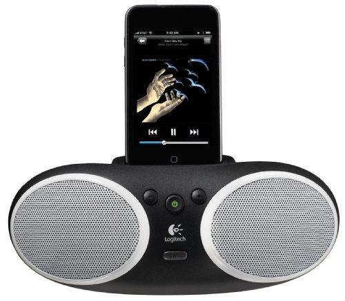 Logitech Portable Speaker S125i Built