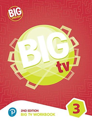 Big TV 3 Workbook (Big English) ebook
